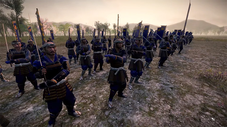 Date Clan Total War: Shogun 2 Faction