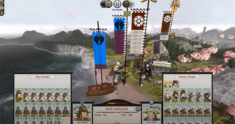 Otomo Clan Total War: Shogun 2 Faction