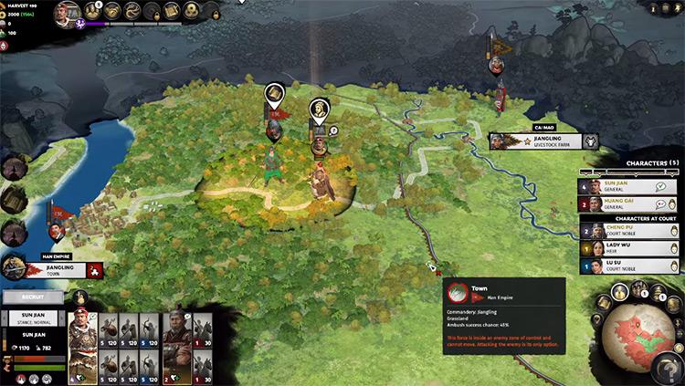 Sun Jian Total War: Three Kingdoms Faction Leader