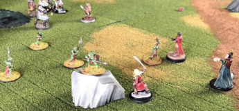 Outdoor Terrain Customized for Tabletop D&D games