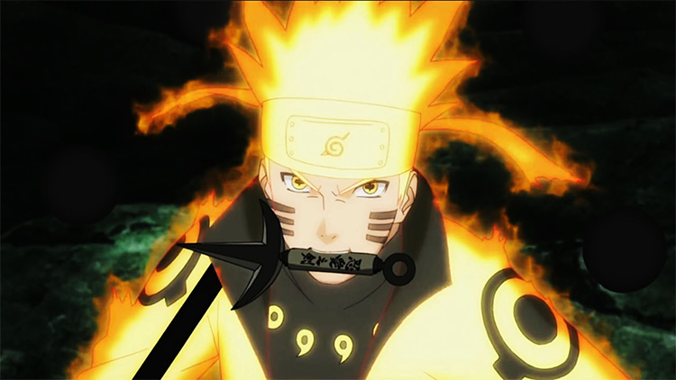 Naruto Sage of the Six Paths Moveset mod screenshot