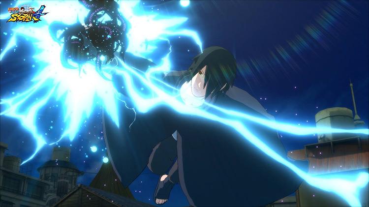 Wandering Shinobi Sasuke Naruto Shippuden: Ultimate Ninja Storm 4 mod