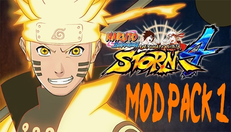 Modpacks 1 LaMinuteGameplay - Ultimate Ninja Storm 4 mod