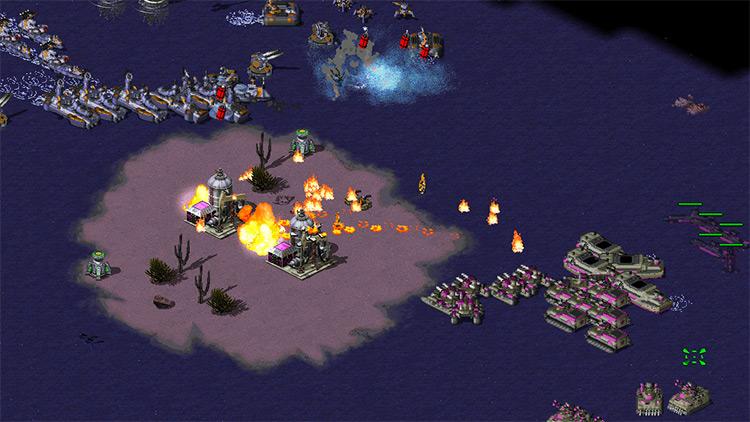 Red Resurrection mod for Command & Conquer: Yuri's Revenge