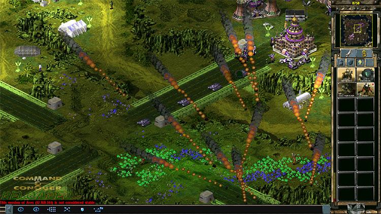 C&C: Reloaded mod screenshot