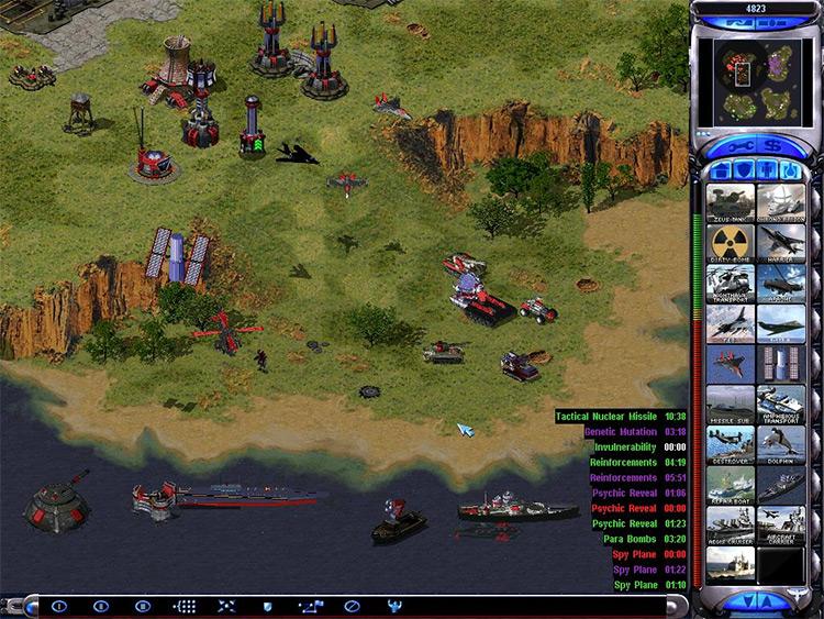 Apocalypse Command & Conquer: Yuri's Revenge mod