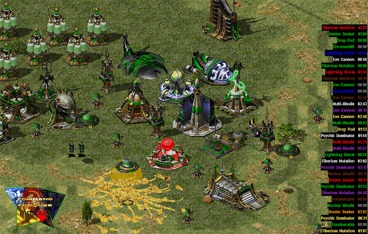 Mashup Command & Conquer: Yuri's Revenge mod screenshot