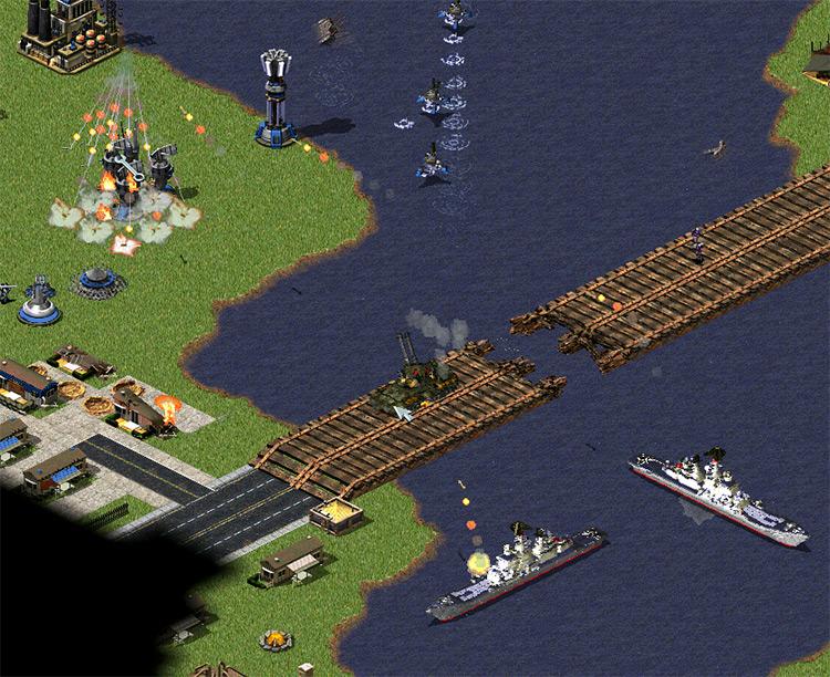 New War Command & Conquer: Yuri's Revenge mod