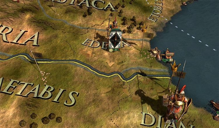 Imperium Universalis mod screenshot