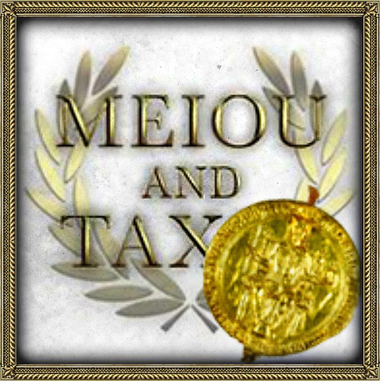 MEIOU and Taxes Europa Universalis IV mod