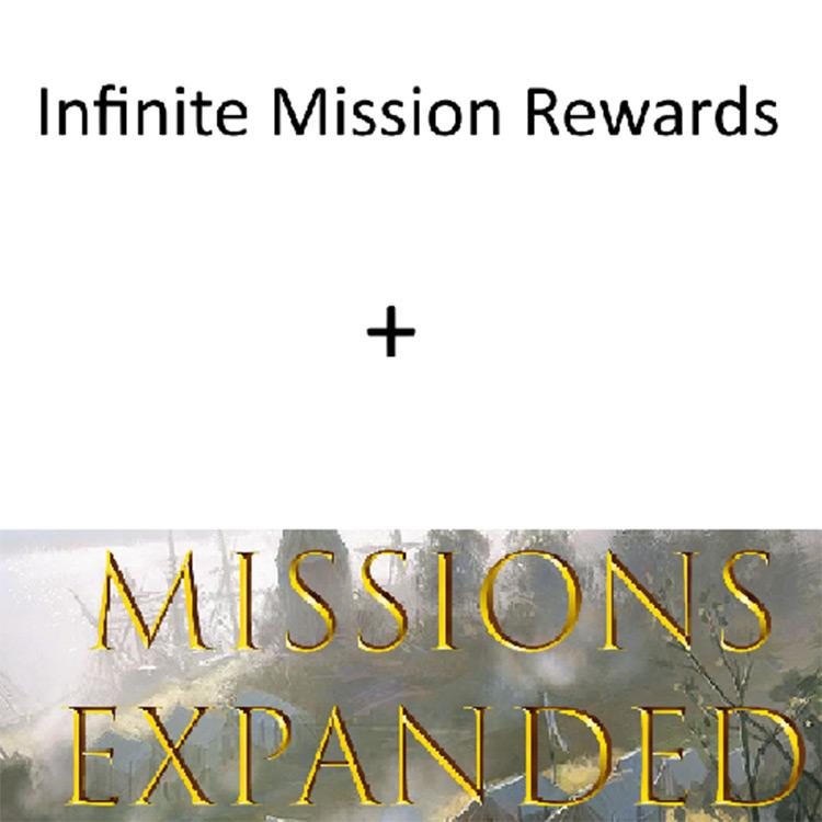 Infinite Mission Rewards Europa Universalis IV mod