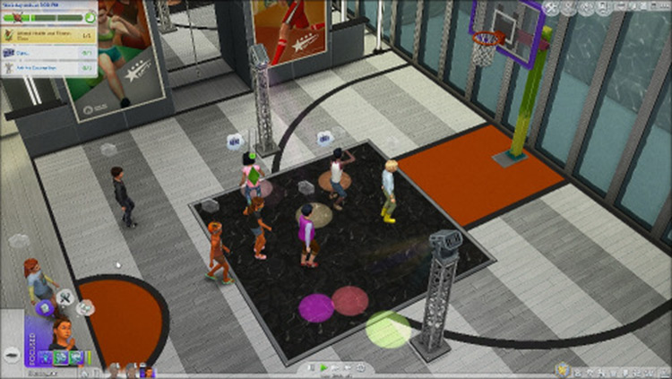 The Sims 4 Go to School Mod Pack V4 by Zerbu screenshot