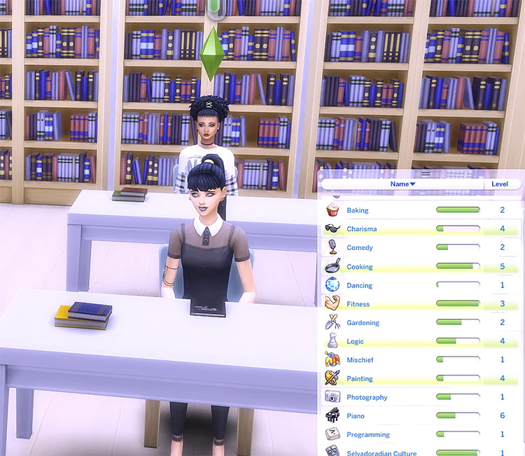 Playable School Events by Stacie mod for Sims 4