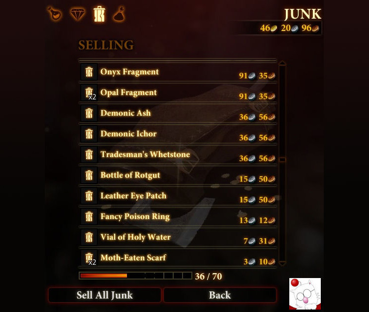 Valuable Junk Mod for Dragon Age II