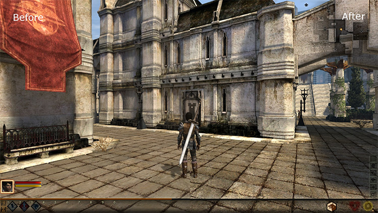 TrufflesDuval Texture Mod for Dragon Age II