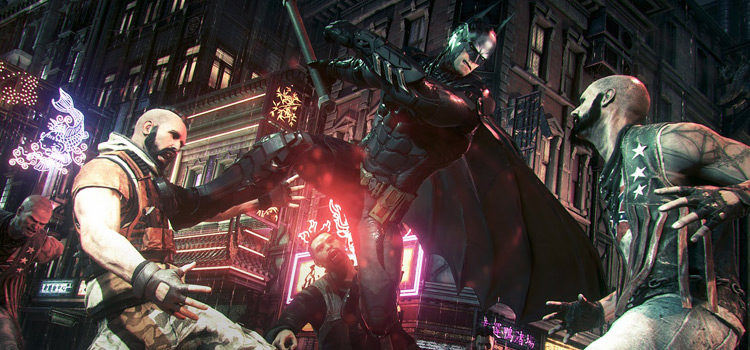 Best Mods For Batman: Arkham Knight (All Free To Download)