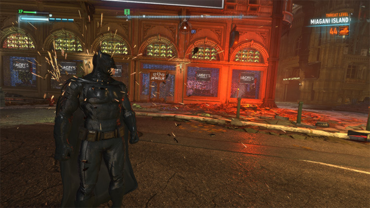 Console Cheats for Batman Arkham Knight