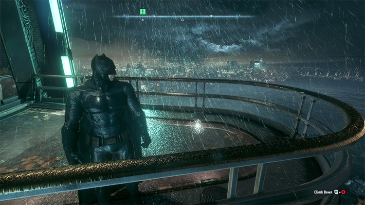 Toggle In-Game FOV for Batman Arkham Knight