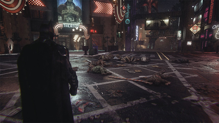 Filmic Shaders Batman Arkham Knight Mod screenshot