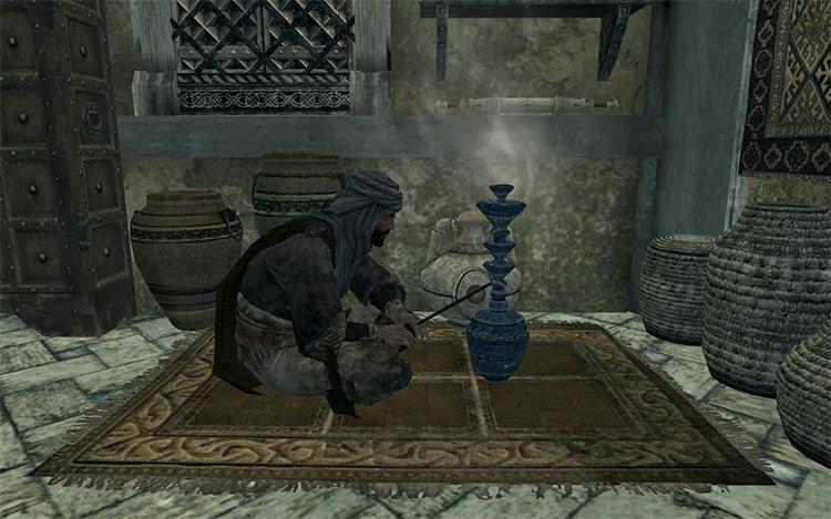 House of the Redguard Skyrim mod