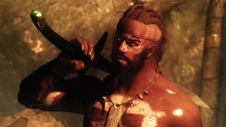 Shandar Skyrim mod