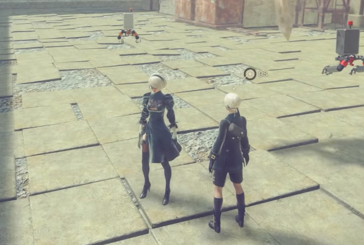 Resilience from Nier Automata