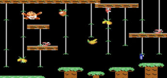 Donkey Kong Jr for Atari 7800