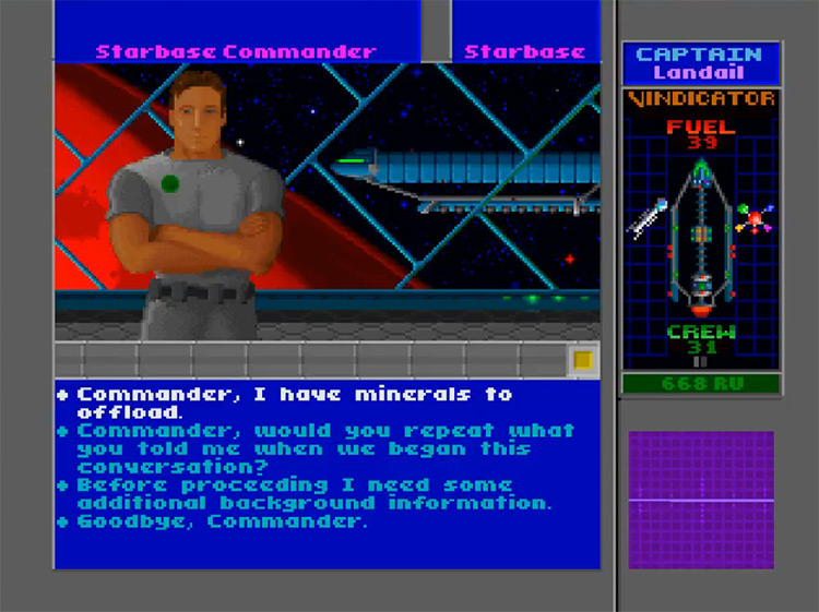 Star Control 2: The Ur-Quan Masters in 3DO