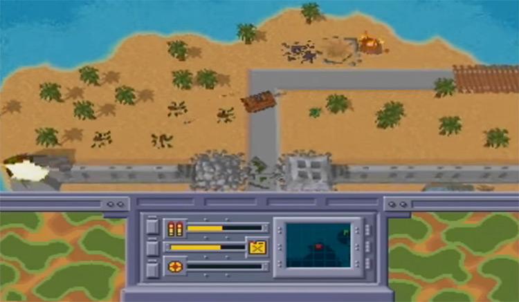 Return Fire 3DO gameplay
