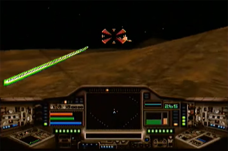 Shockwave: Operation JumpGate 3DO screenshot