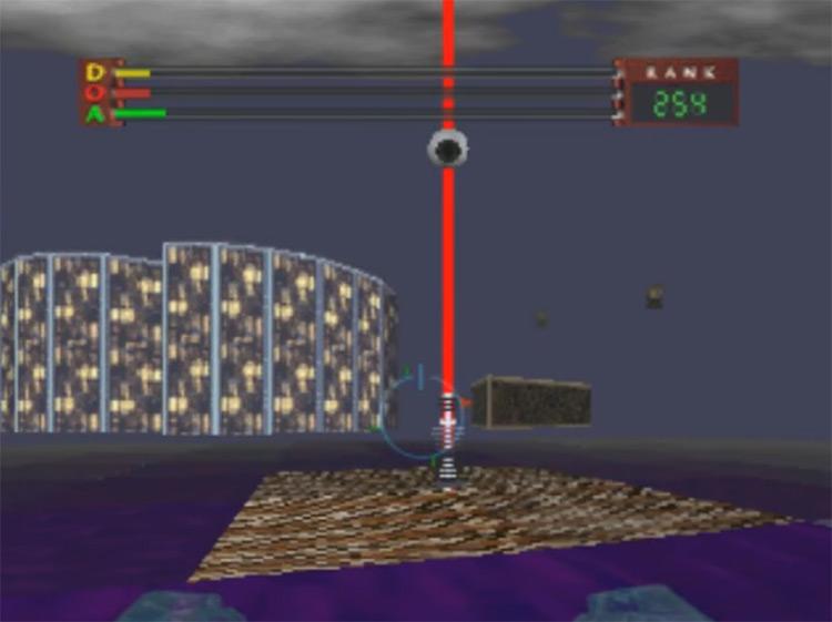 Immercenary 3DO video game