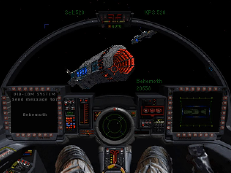 Wing Commander 3: Heart of the Tiger 3DO gameplay