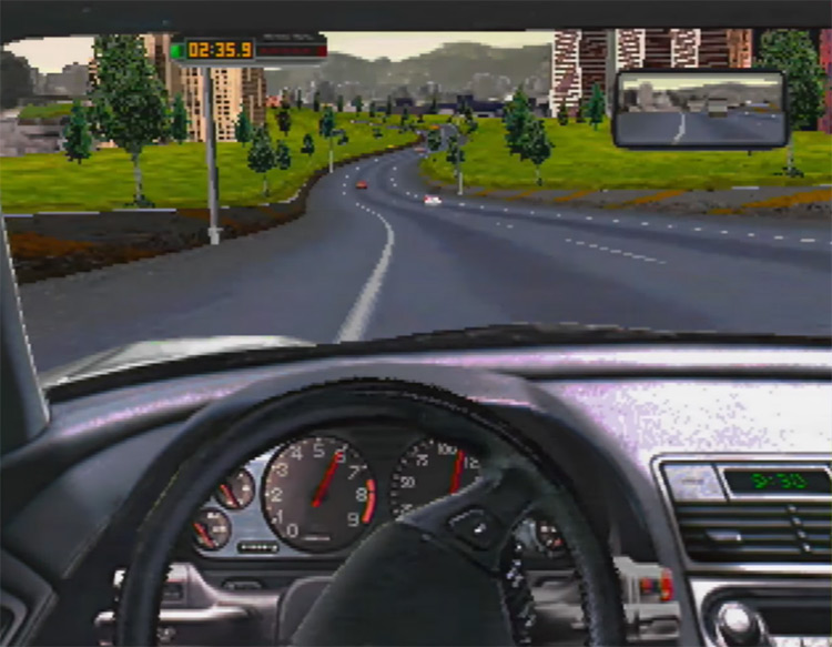 Road & Track Presents: The Need for Speed in 3DO
