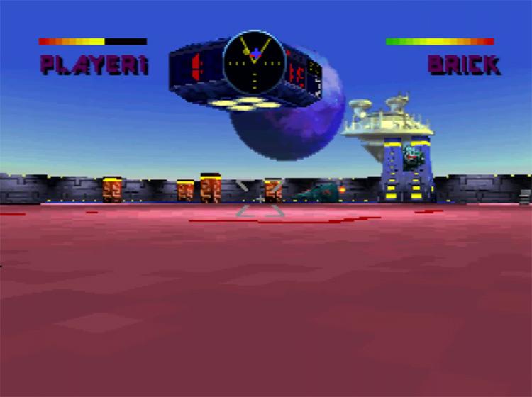 BattleSport 3DO gameplay
