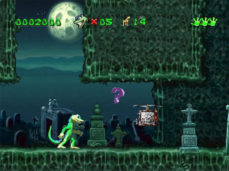 Gex 3DO screenshot