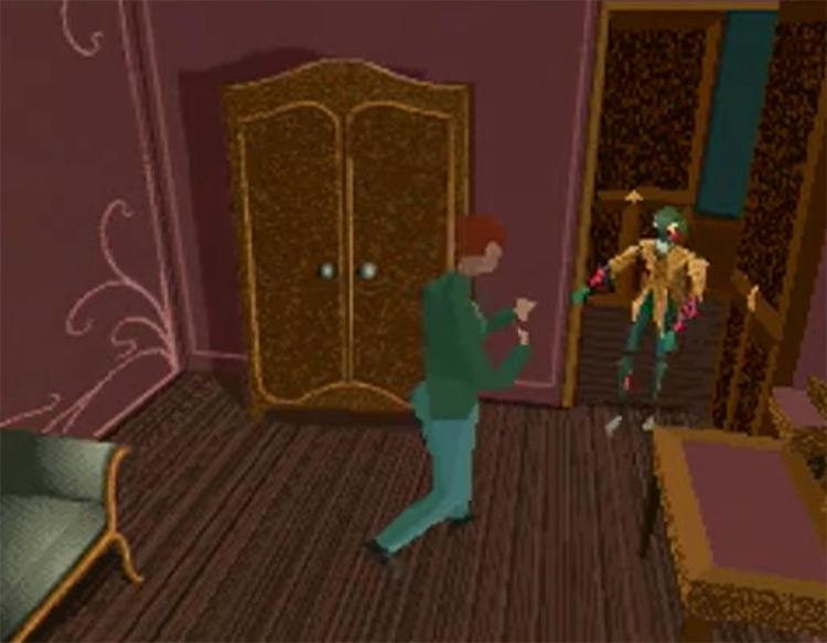 Alone in the Dark in 3DO
