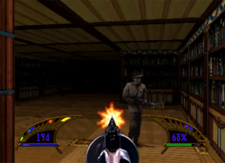 Killing Time 3DO gameplay