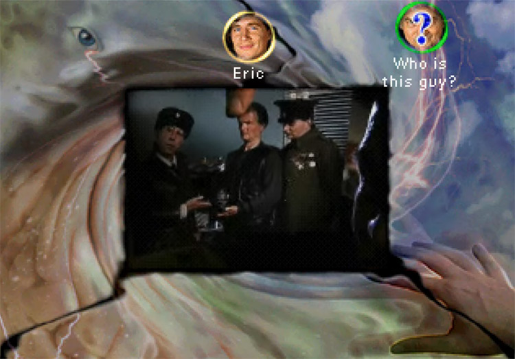 Psychic Detective 3DO screenshot