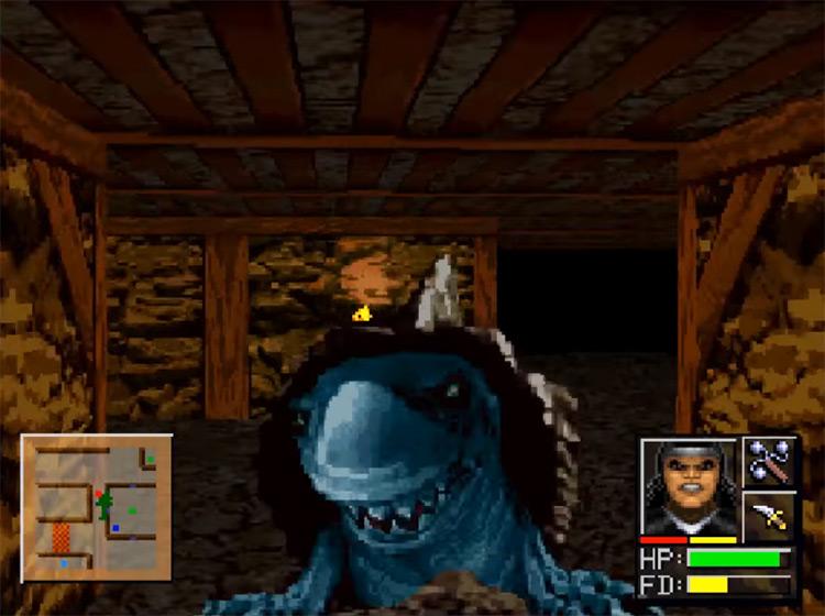 Advanced D&D: Slayer 3DO screenshot