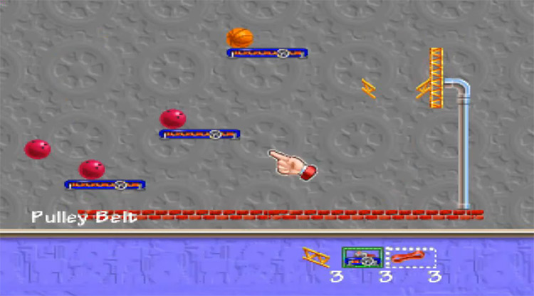 The Incredible Machine 3DO gameplay