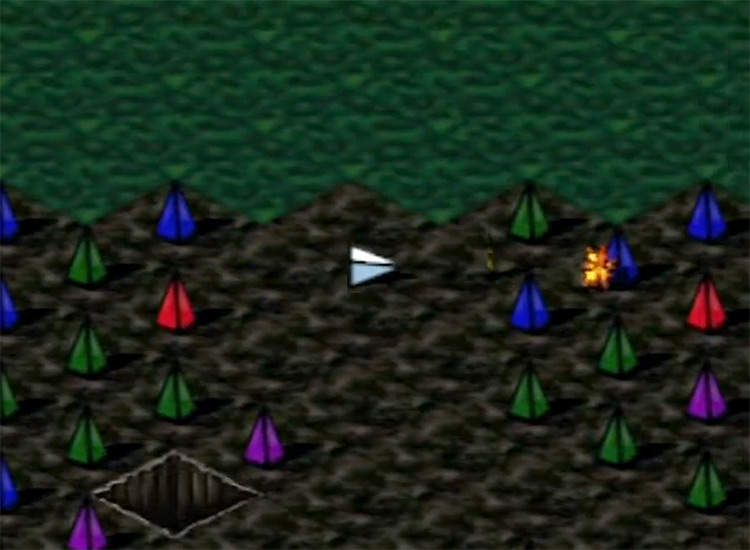 Icebreaker 3DO gameplay