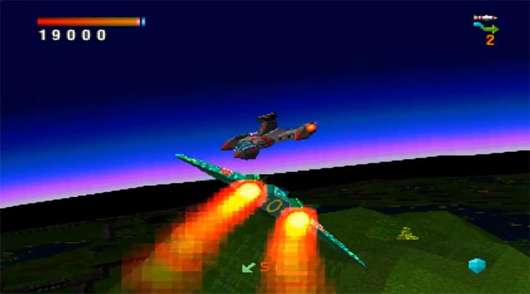 Star Fighter 3DO screenshot