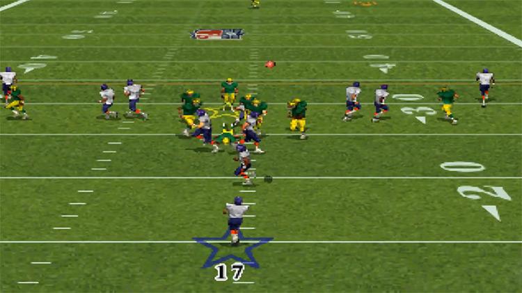 John Madden Football 3DO gameplay