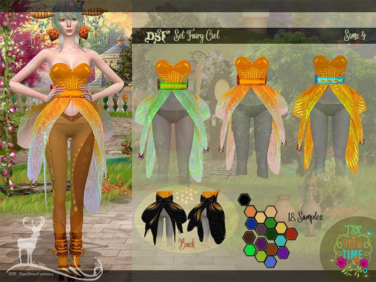 Fairy Ciel Set TS4 CC