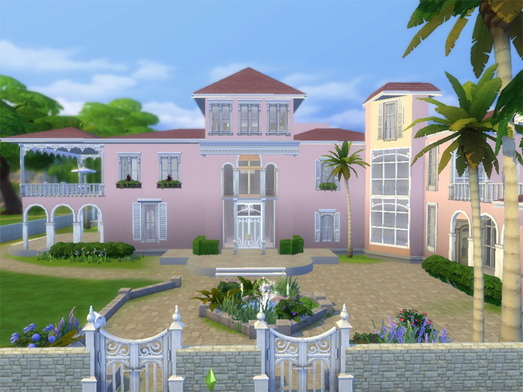 Barbie: Life in The Dreamhouse for Sims 4