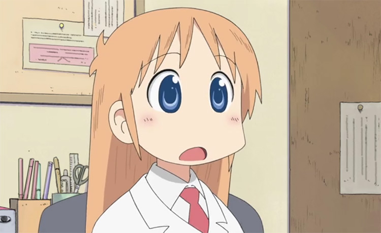 Hakase Nichijou anime screenshot