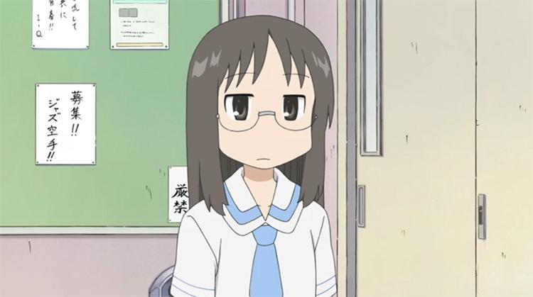 Mai Minakami from Nichijou anime
