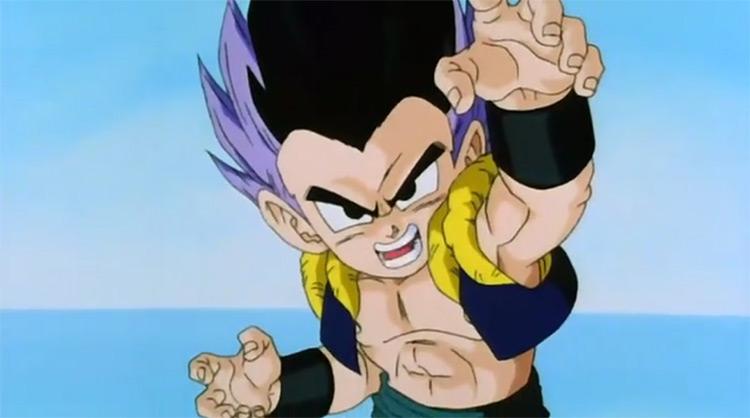 Gotenks in Dragon Ball Z anime