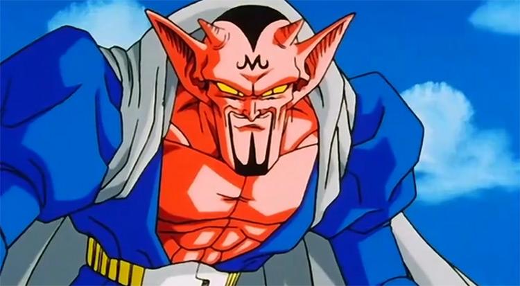 Dabura Dragon Ball Z anime screenshot