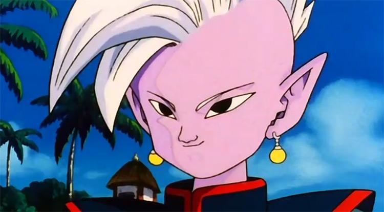 Supreme Kai from Dragon Ball Z anime